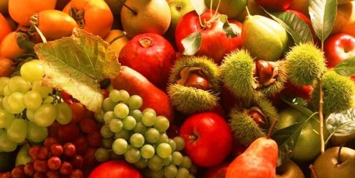 Ősszel érő gyümölcsök és zöldségek - Ankert - Anna kertje