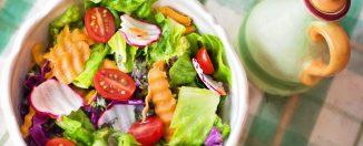 téli saláták